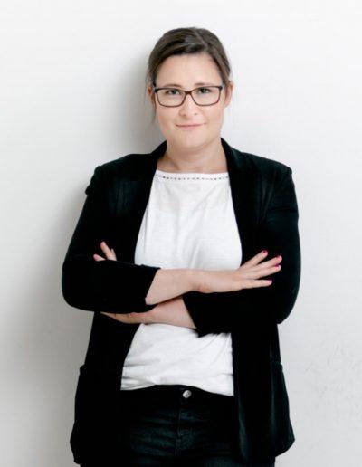 Carina tenzer Business portrait